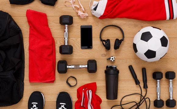 Pratique desporto em segurança!