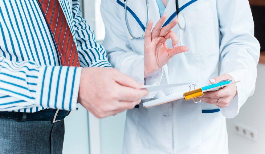 O seu parceiro em Medicina no Trabalho!